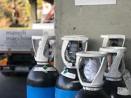 Gas Puri e Speciali per laboratori