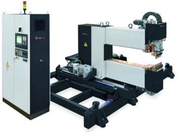 Impianti di saldatura robotizzati multiasse